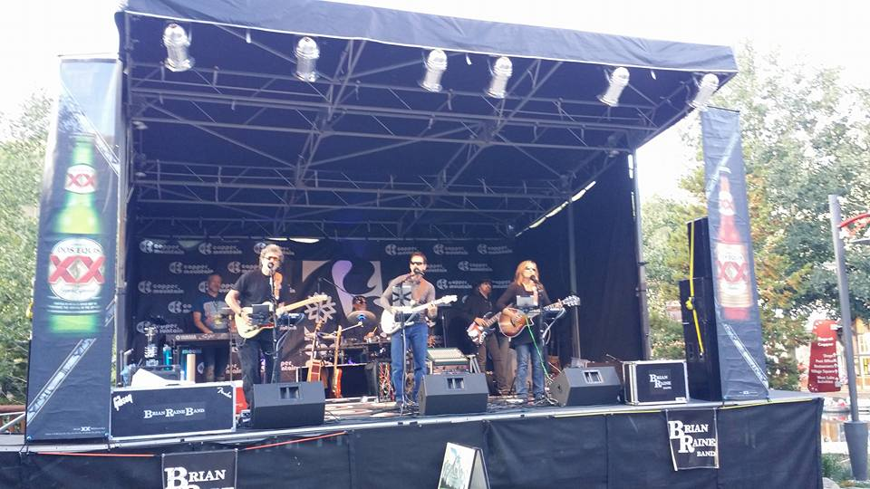 BRBand Copper Country West Stage 2016
