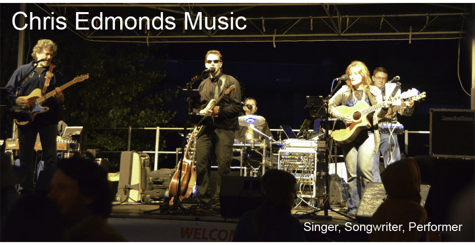 Chris Edmonds Music